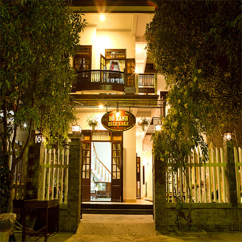 about Hoi An Blue Lake Homestay